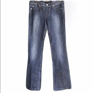 7 For All Mankind Bootcut Jeans Termosaldato J16